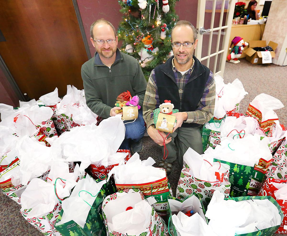 UW-La Crosse co-workers carve out good cheer with handmade toys