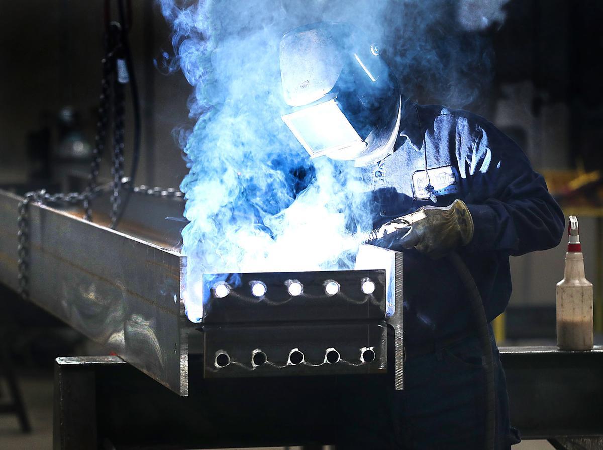 Mid-City Steel welder