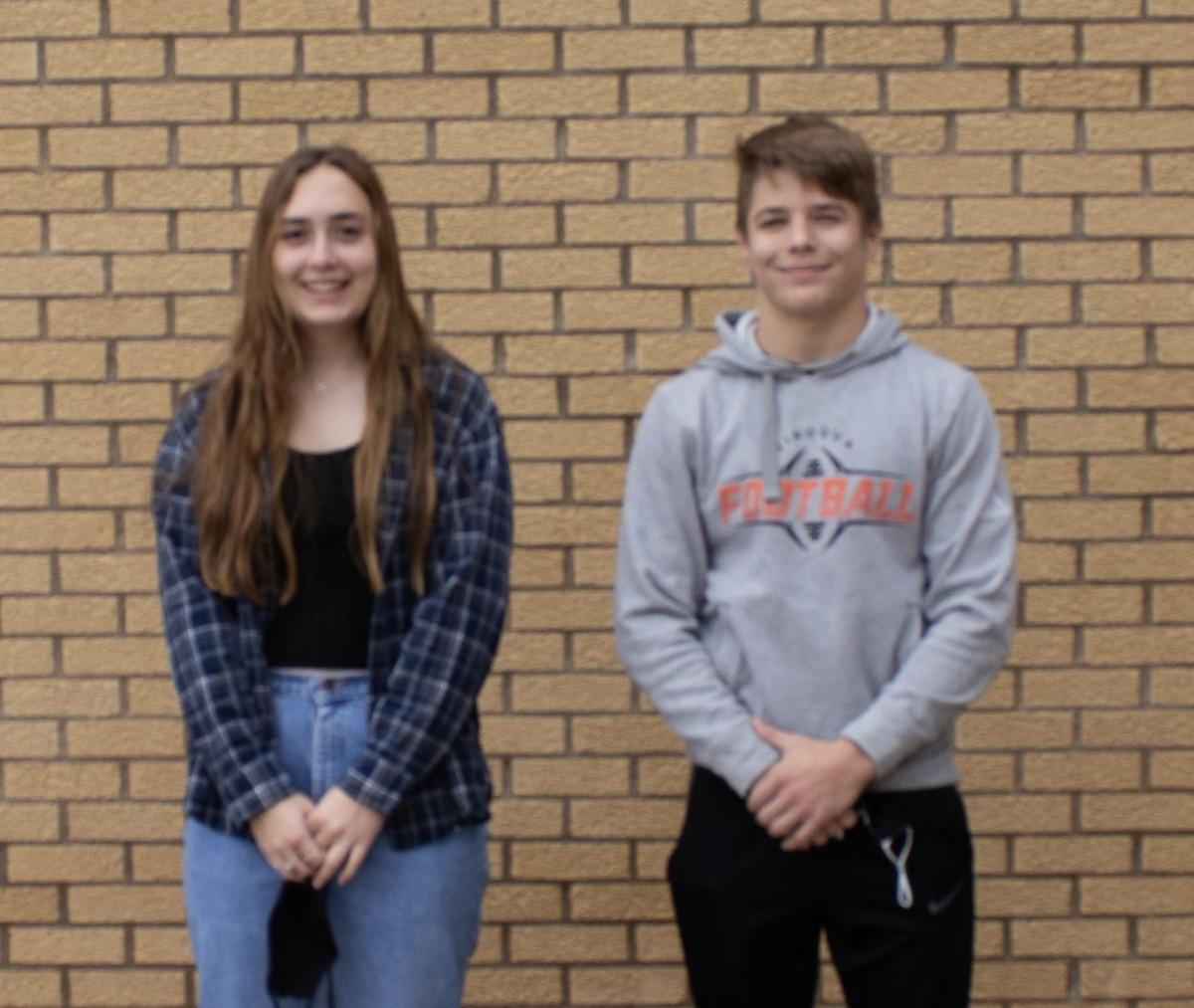 Viroqua High School October Rotary Seniors of the Month