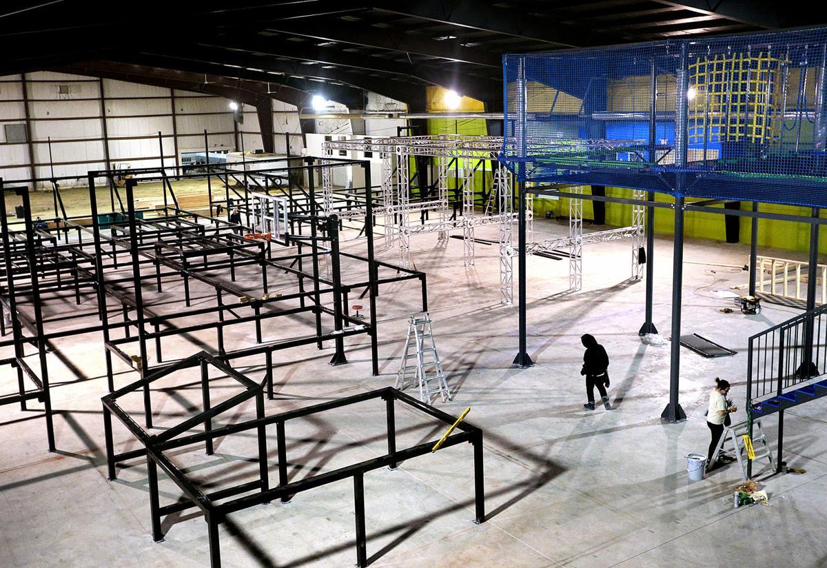 Jump Start Adventure Park opening in La Crosse next month