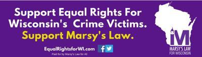 Marsy's Law billboard