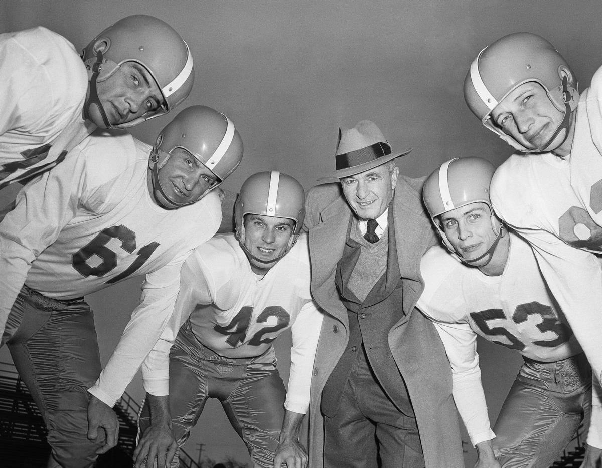 Cotton Bowl Texas - Bobby Dillon