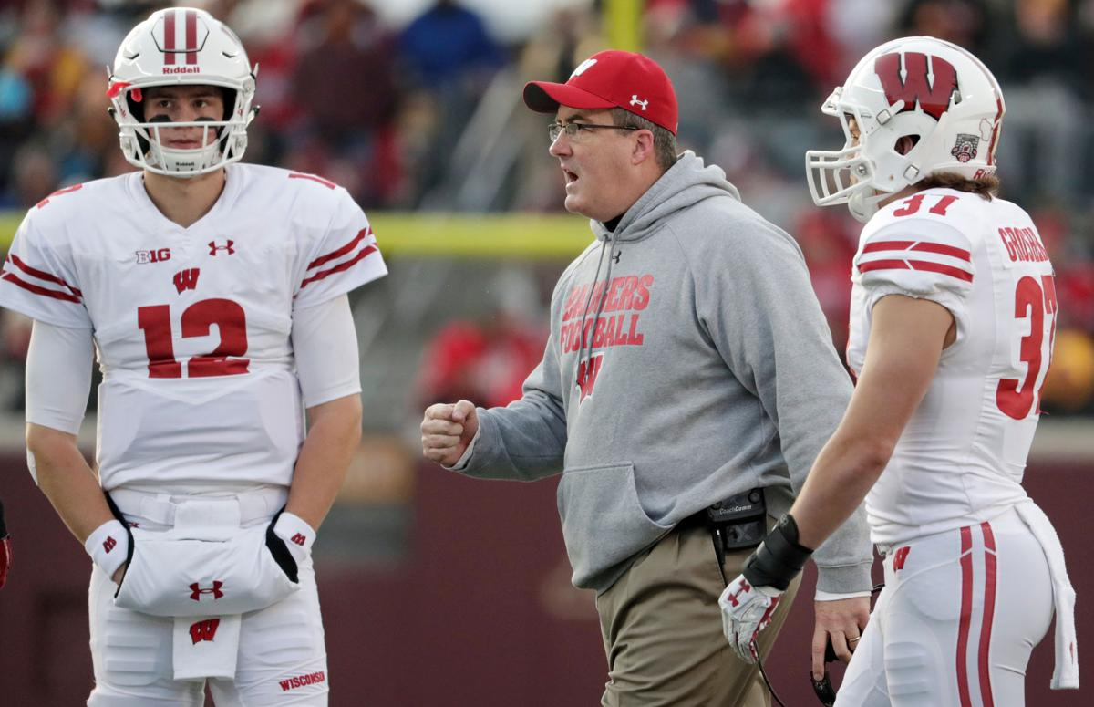 Paul Chryst, Alex Hornibrook