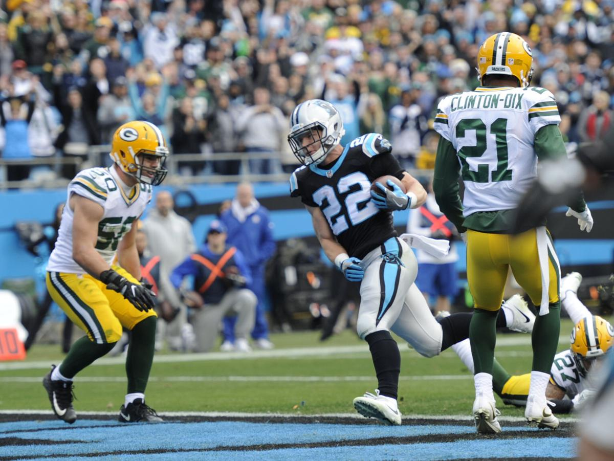 Packers Panthers Football