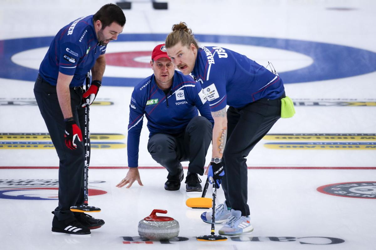 World Championships Curling