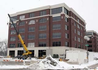 Kaplan offices set to expand, plan to move to Riverside Center II