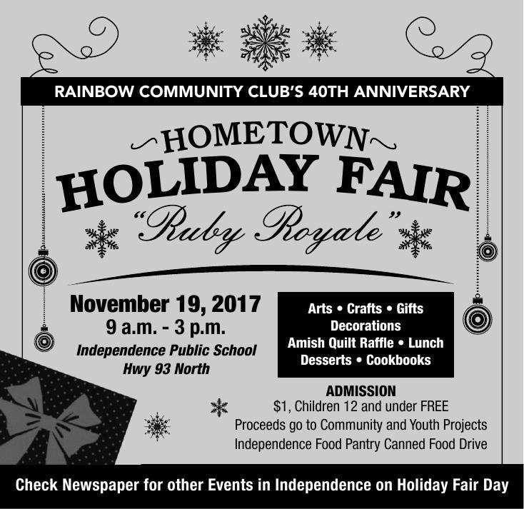 Rainbow Community Club's 40th