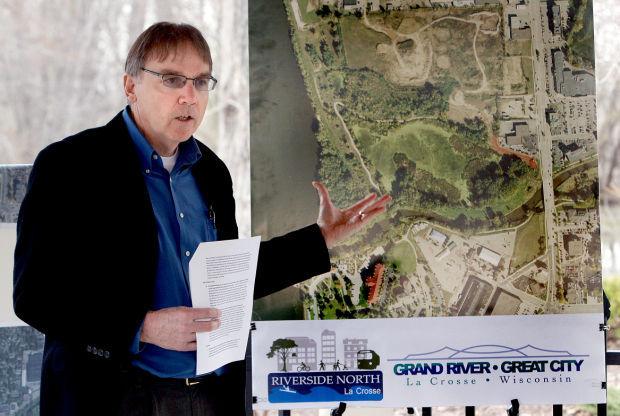 Riverside North Redevelopment