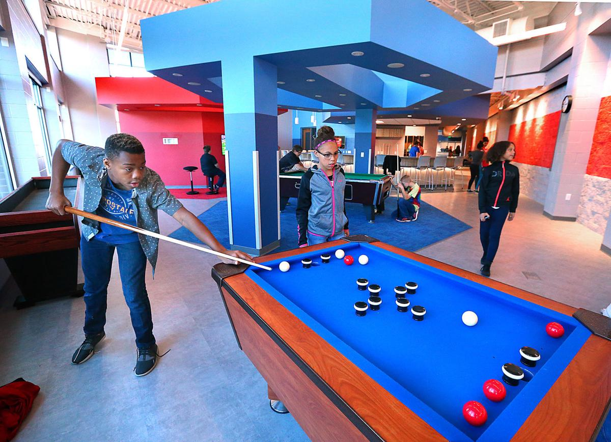 Boys  Girls Clubs Celebrate Renovated And Expanded Center -5678