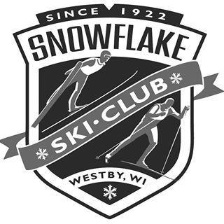 Snowflake Ski logo