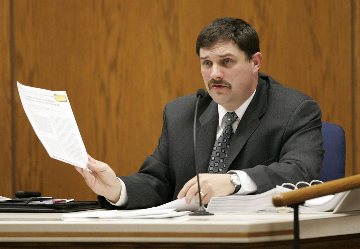 FBI expert testifies about Avery blood