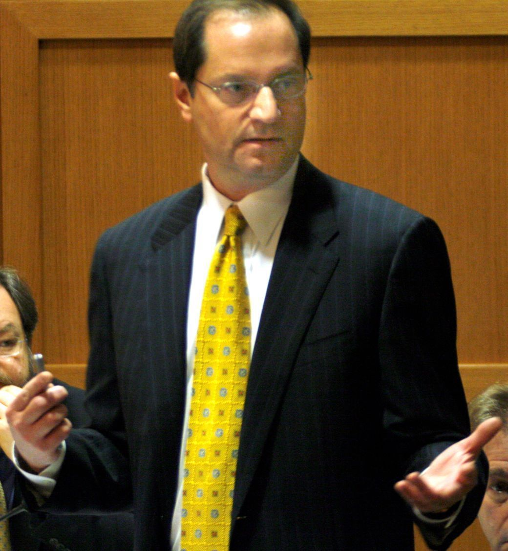 Defense attorney Jerome Buting