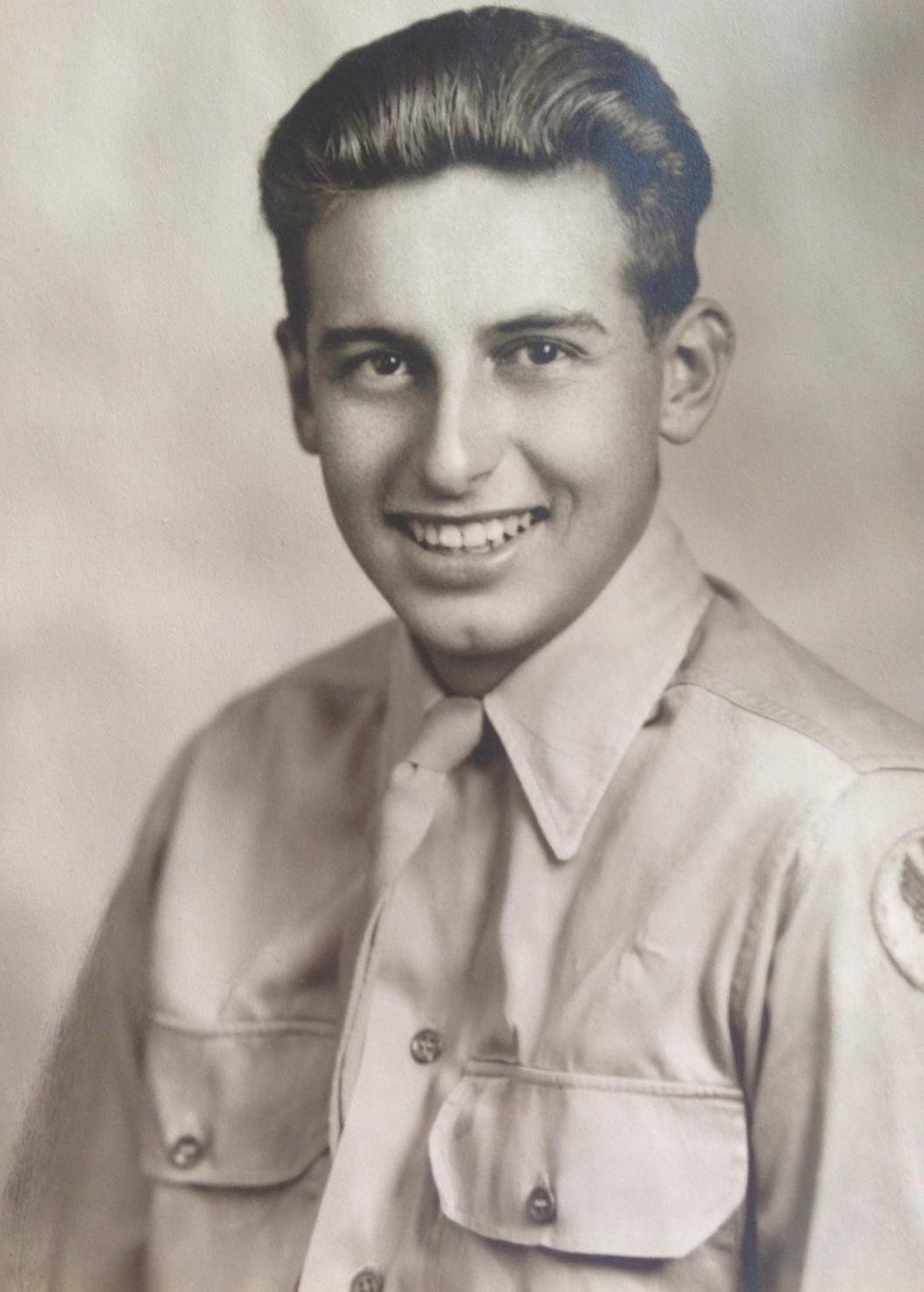 U.S. Army Air Corps veteran