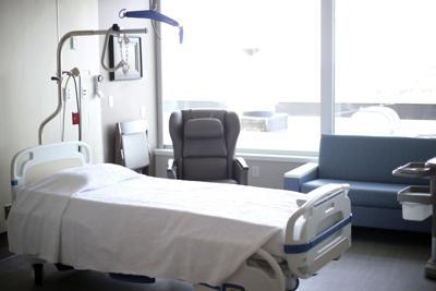 Hospital room interior (copy)