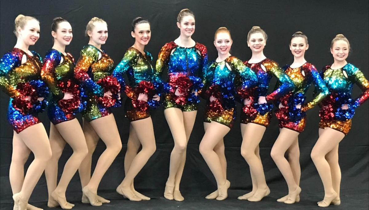 Dancers at state