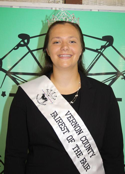 Westby S Brianna Hall Looks Forward To Promoting The Vernon County Fair Lifestyles Lacrossetribune Com