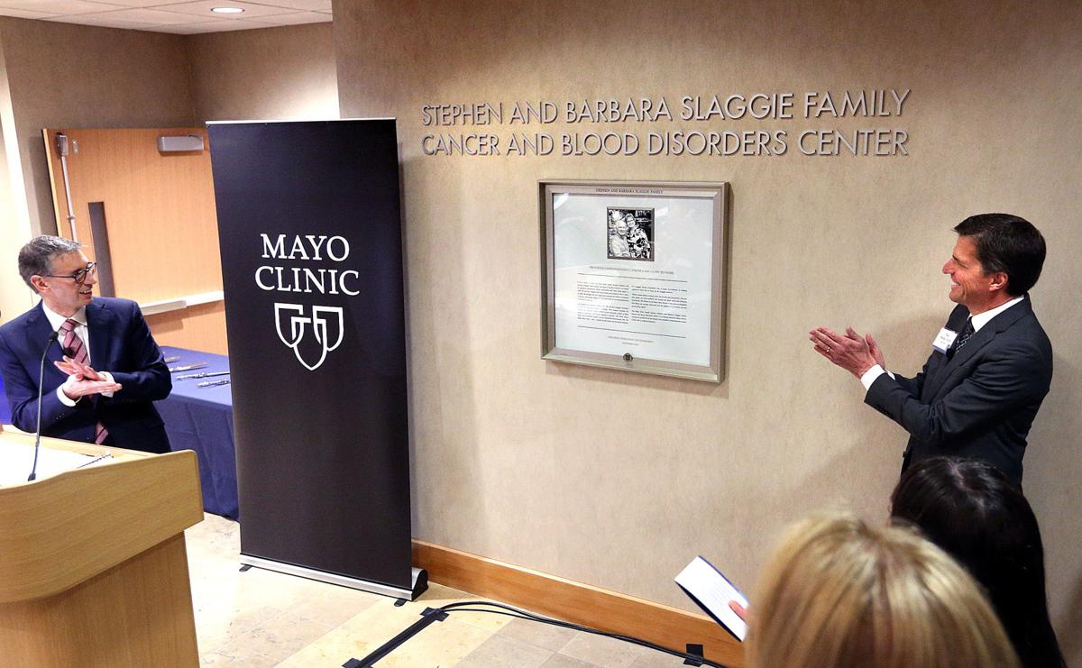 Mayo Clinic Health System unveils $5 million Stephen and