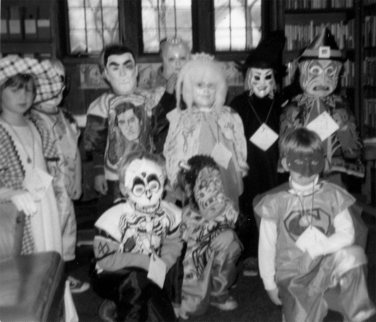 The Way it Was: Halloween Party in 1976