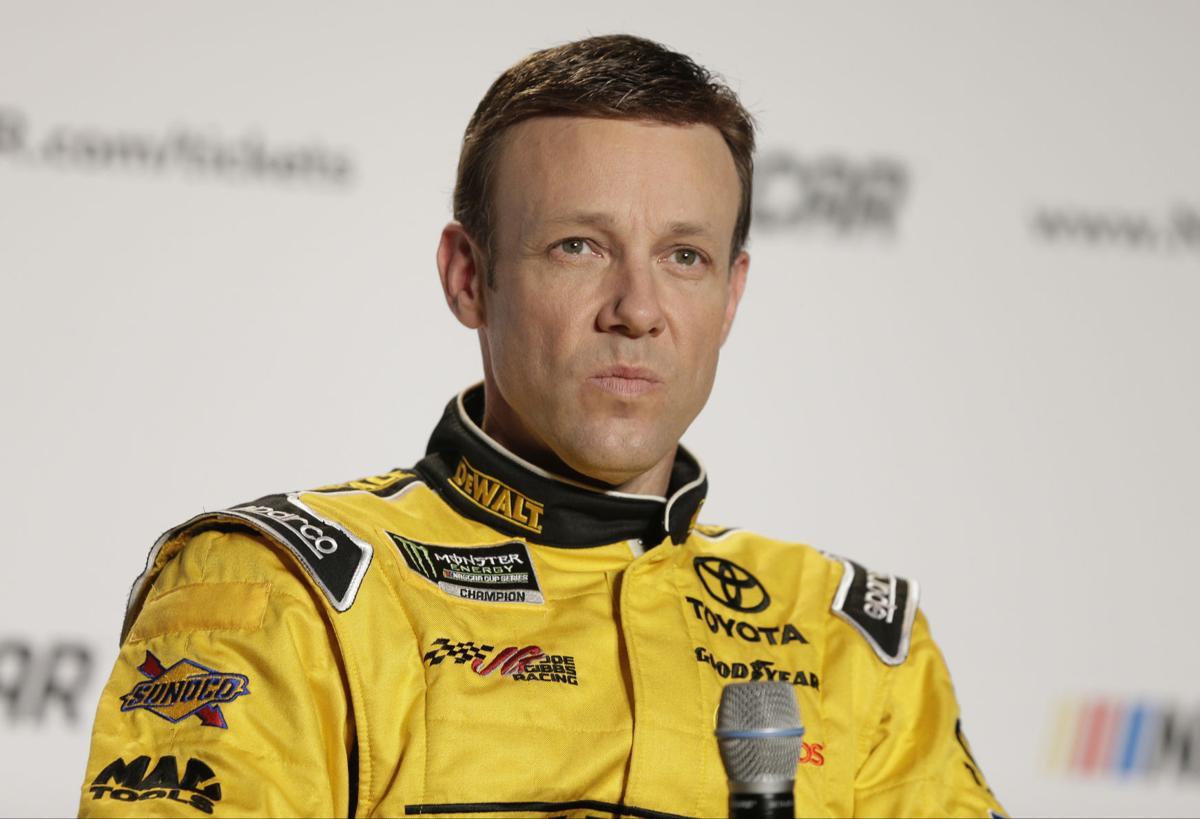NASCAR Kenseth Gibbs Racing