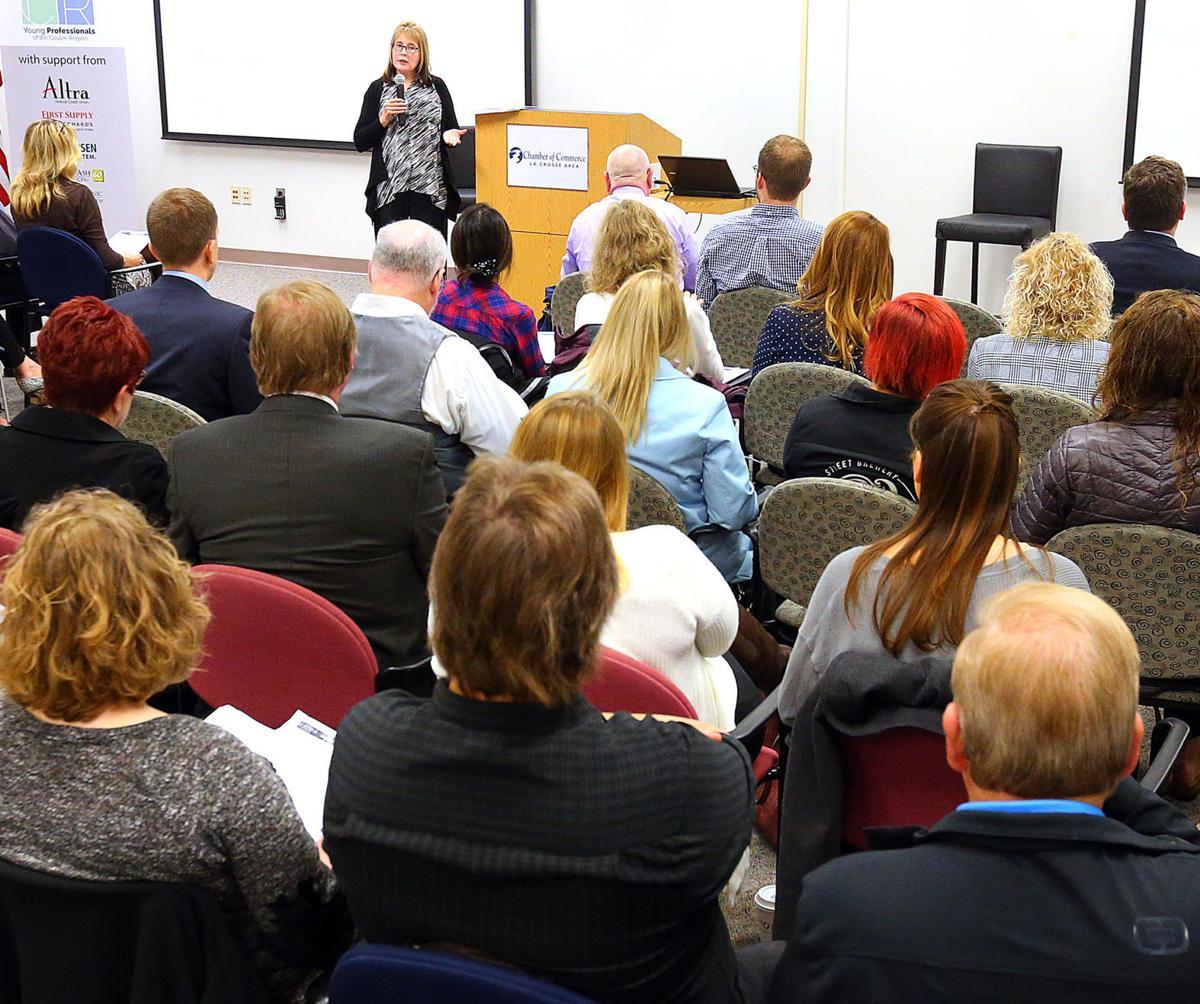 Business community gets look at premier resort area sales tax idea for La Crosse County