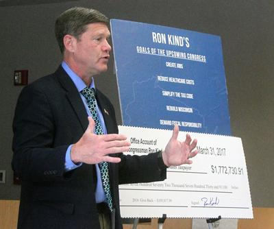 Congressman Ron Kind hosts listening session in Black River Falls