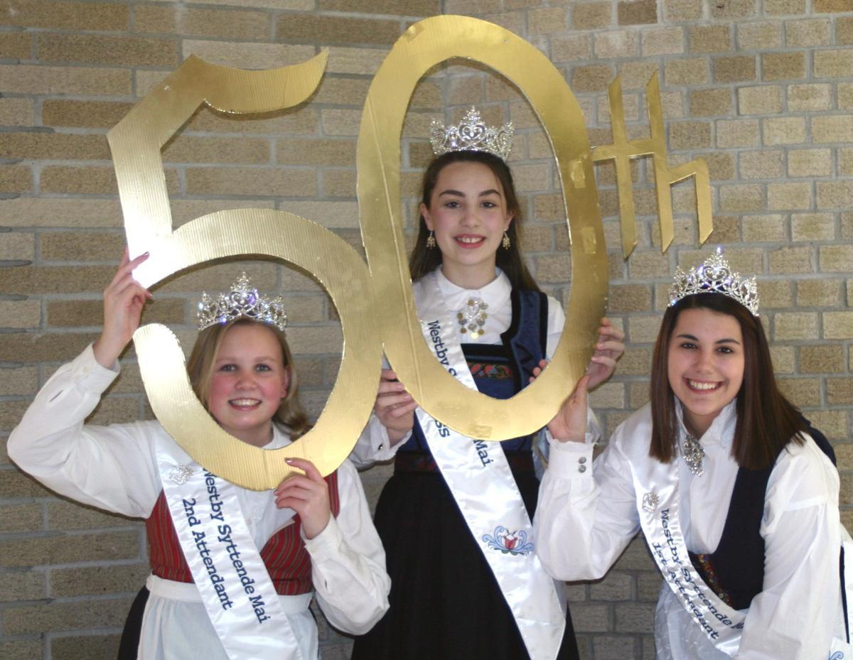 50th: 2018 Syttende Mai royalty