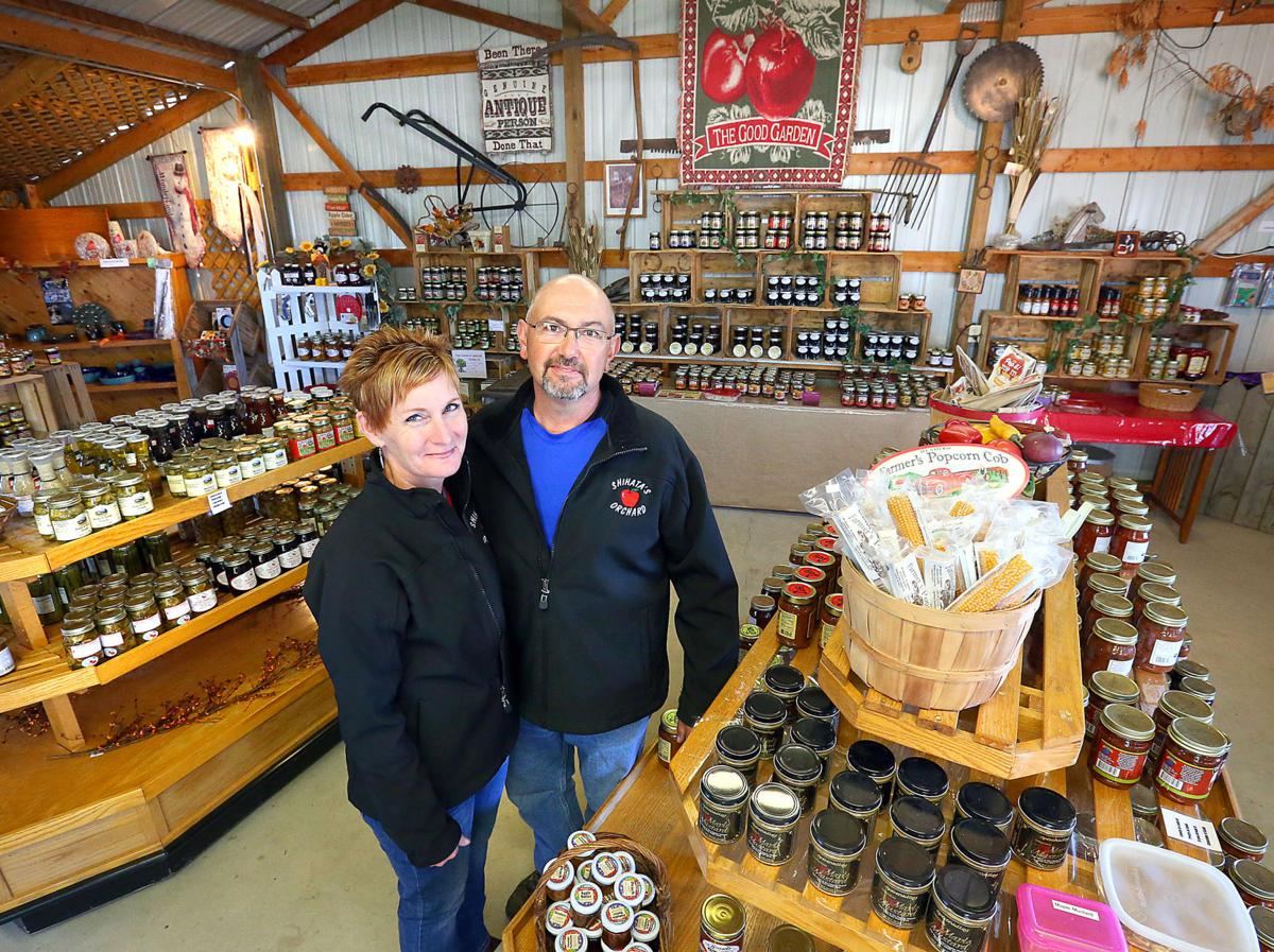 Shihata's Orchard near Prairie du Chien open for the season