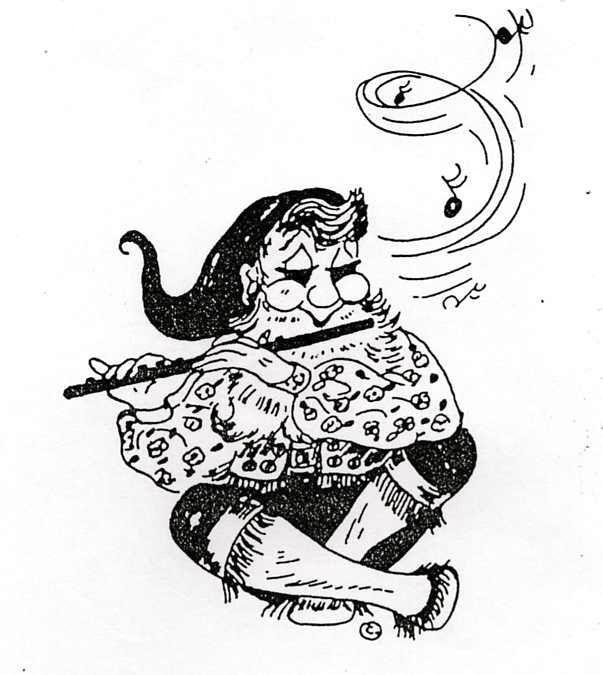 Nisse: Flute