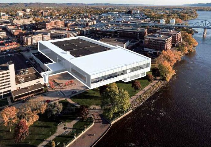 La Crosse Center Board recommends $49 million renovation project
