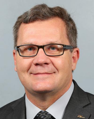 FILE -- Mayor Tim Kabat