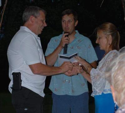 Dave Lindgren, Martin Schmidt, Michele Newman