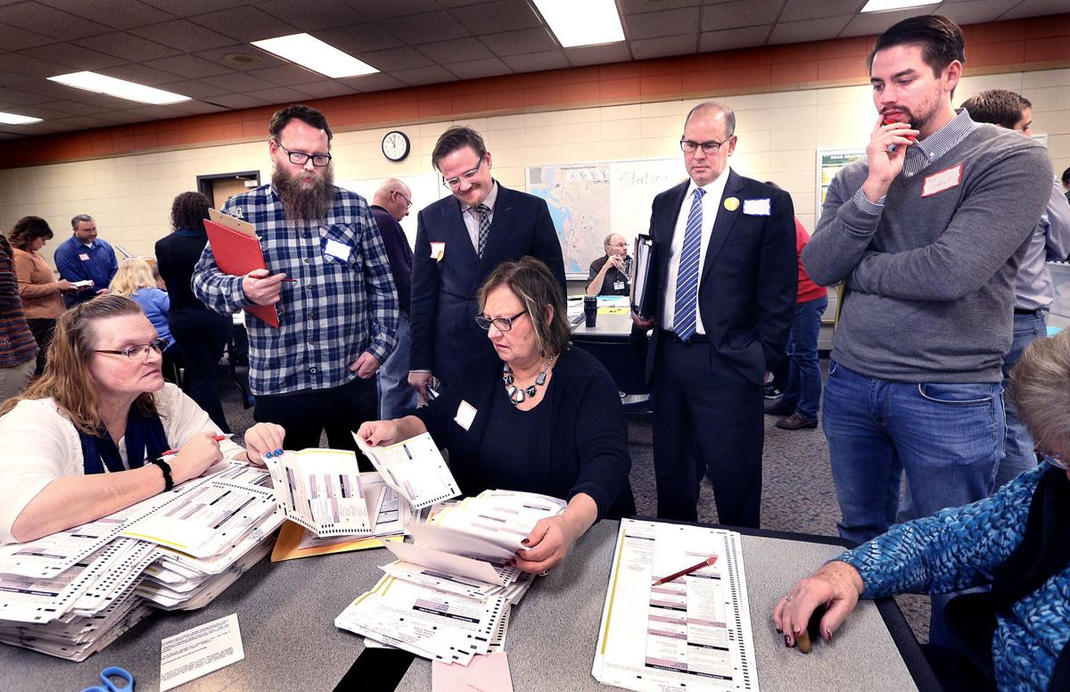 As one recount begins in La Crosse area counties, another looms
