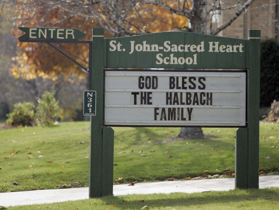 Halbach family support