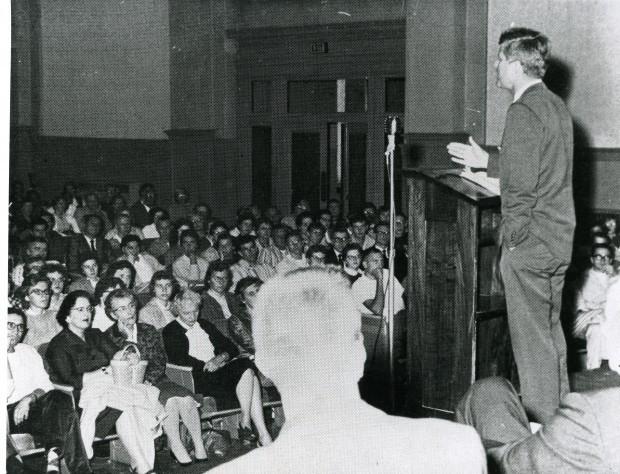 JFK at UW-L