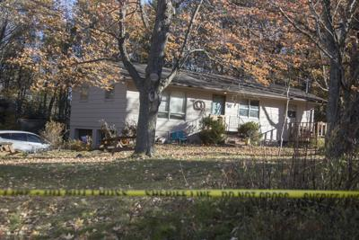 Jayme Closs family home, AP photo