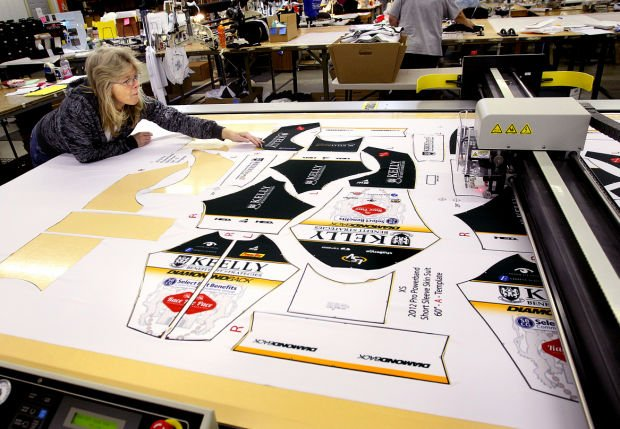 Coon valley sports apparel maker has designs on expansion for Table 52 chicago closing