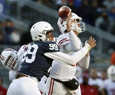 Badgers Quarterback Jack Coan Maintaining Confidence After