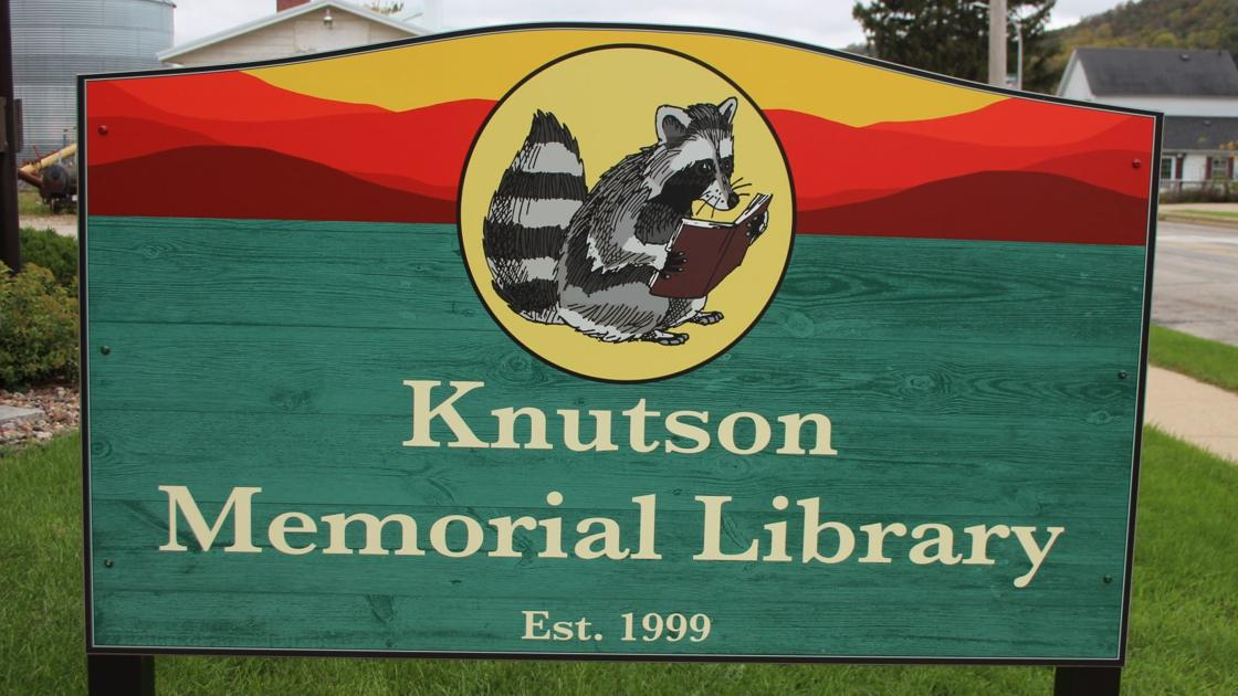 Knutson Memorial Library in Coon Valley to offer curbside service ...