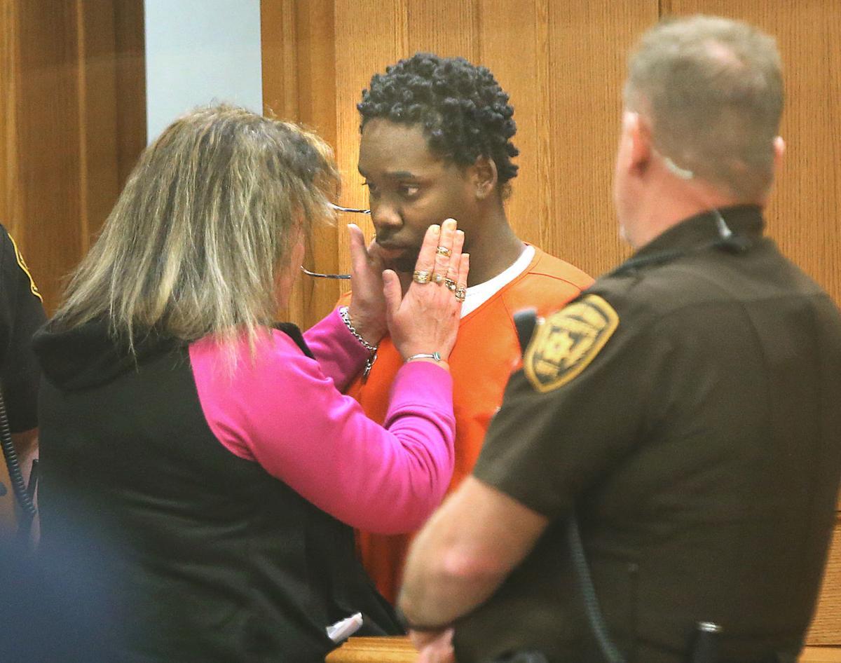Randall Sentencing
