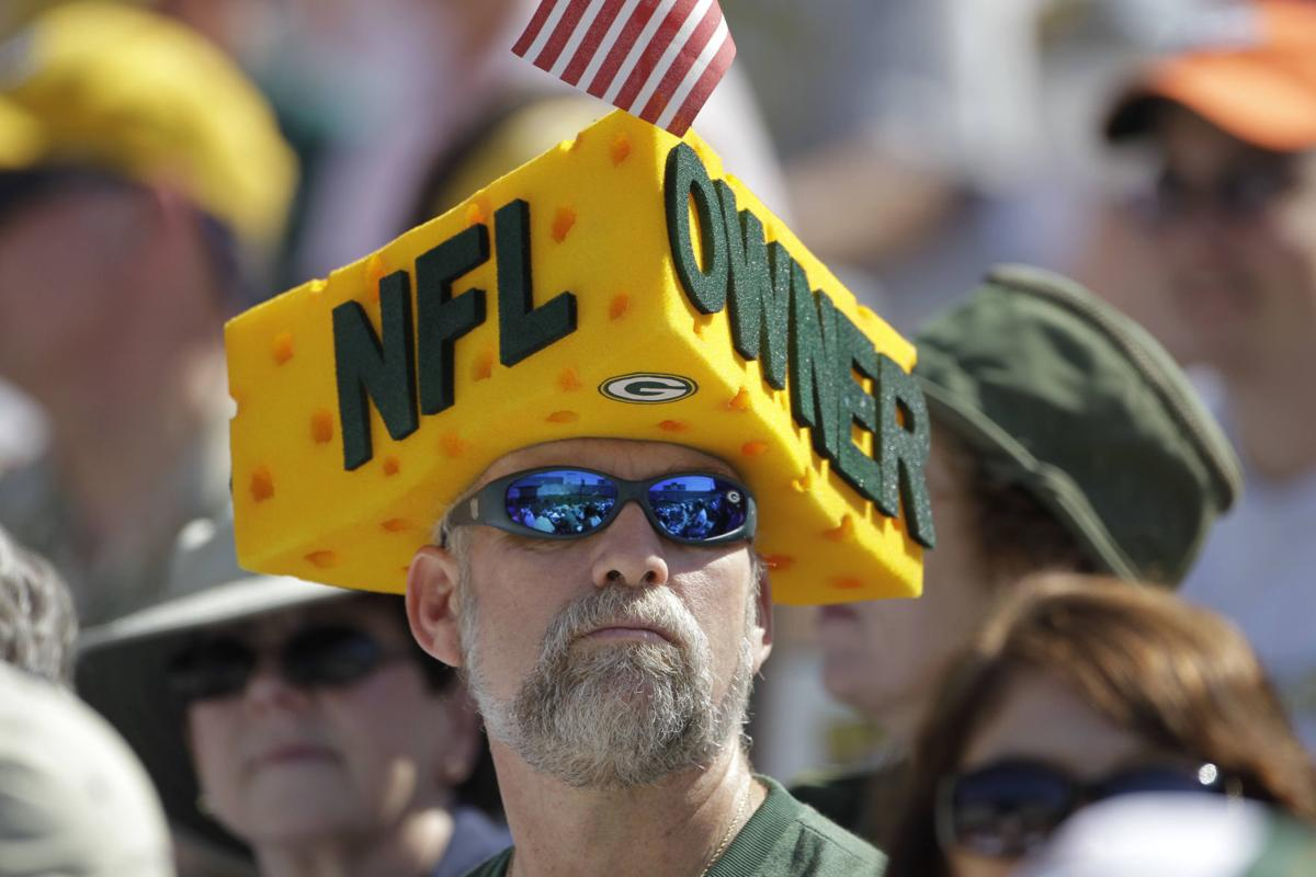 Packers shareholders, AP generic file photo