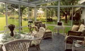 Sun and Stars Sunroom