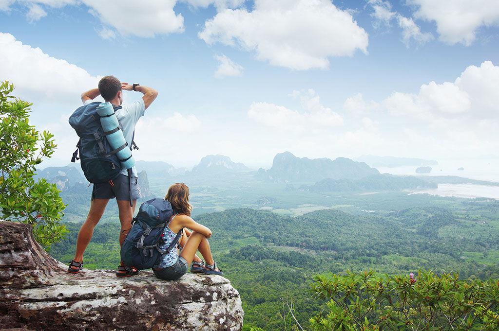 adventure backpacker