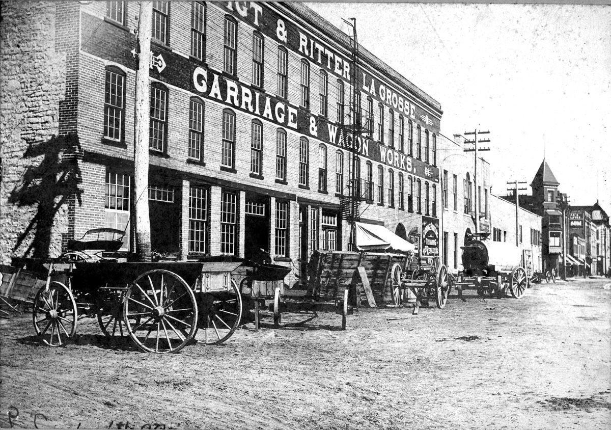 From Tribune files: 52 buildings in the La Crosse area that
