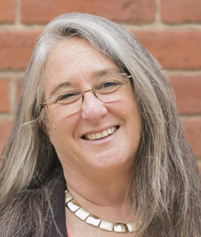 United Way's Mary Kay Wolf
