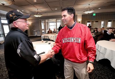 Walker Announces Veterans Coalition