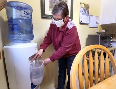 PFAS contamination-Boisen/walker