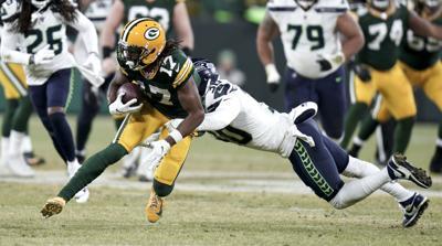 Davante Adams - Packers vs. Seahawks