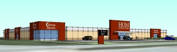 Charmant HOM Furniture, One Of The Top Furnishings Retailers In The Country, Plans  To Open A Store In The Former Gander Mountain Building On Hwy. 16 In  Onalaska.