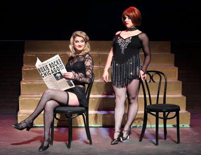 0d9e428e From left, Lily Cornwell and Kara Schultz star in the UW-La Crosse  production of