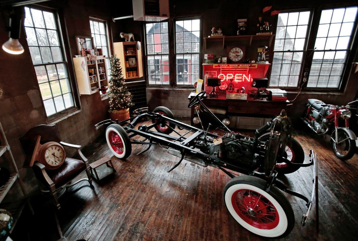 Badger Motor Car Co Features History And Beer Local